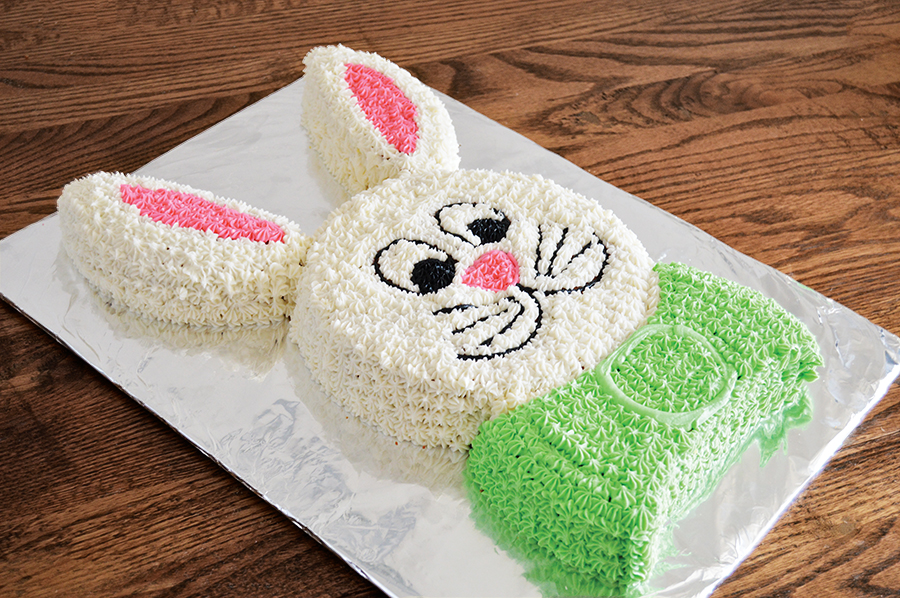 9 Adorable Easter Bunny Cake Recipes